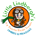 Little Lindbergh's - ICY PUERTO RICAN TREATS, Limbers & Piraguas